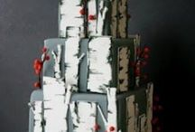 Cake-spiration / Ideas for cake decorating  / by Brittney Limoge