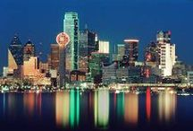 Dallas, TX / Dallas, TX is a wonderful place. See for yourself!