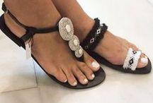 Handmade Sandals / Handmade leather sandals