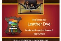 Leather Dye Repair Kit