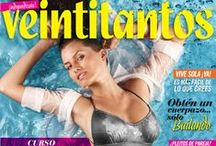 PORTADAS 2011 / Portadas de la revista Veintitantos 2011
