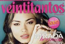 PORTADAS 2007 / Portadas de la revista Veintitantos 2007