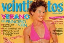 PORTADAS 2005 / Portadas de la revista veintitantos 2005