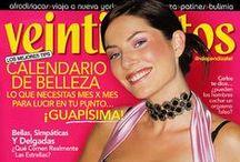 PORTADAS 2004 / Portadas de la revista veintitantos 2004