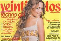 PORTADAS 2003 / Portadas del a revista Veintitantos 2003