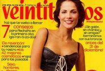 PORTADAS 2002 / Portadas de la revista veintitantos 2002
