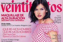 PORTADAS 2001 / Revista Veintitantos, México, enero 2001