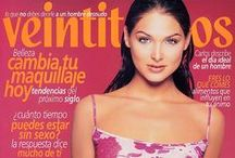 PORTADAS 1999 / Portadas de la revista veintitantos 1999
