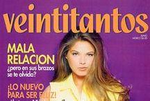 PORTADAS 1994 / Portadas de la revista Veintitantos 1994 Sus inicios