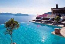 Dreamy Swimming pool / Le piscine più incredibili con panorami mozzafiato