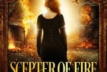 SCEPTER OF FIRE / YA Fantasy -- Loosely-based fairy tale retelling of H.C. Andersen's THE STEADFAST TIN SOLDIER and THE UGLY DUCKLING.