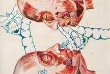 Una mirada clínica. El cuerpo en la ciencia / Representaciones artísticas del cuerpo influenciadas por la ciencia y sobre todo la medicina. Las técnicas y tecnología médica como herramienta artística