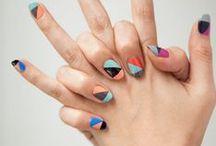 Belleza / Nail Art / Pintarse las uñas es todo un arte