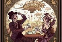 Steampunk etc / Steampunk Crafts and Inspirations