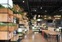 Locales / Diseño de interiores y decoración para locales comerciales y/o restauración