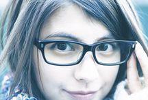 いいメガネ / メガネは良いですね。