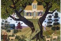 Anna Pugh / Artist Anna Pugh creates images with great story telling qualities.