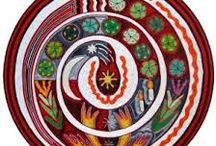 art traditionnel chamanique