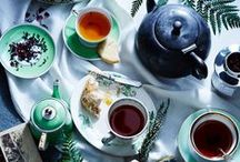 Tea Time / Tea is a fine drink and this is a collection of sets I lust for.