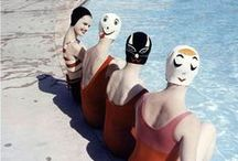 A place in the sun / Slim Aarons photos & comp.