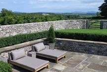 Landscaping and Exteriors / Stunning landscaping and garden design together with exterior detailing