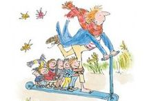 Quentin Blake / Signed, limited edition and Collector's prints from illustrations by Sir Quentin Blake.