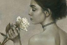 Fletcher Sibthorp / stunning silk screen prints from artist Fletcher Sibthorp