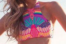 Bikinis / Bikinis y outfits para playa y alberca
