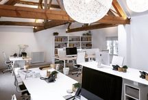 The Design Studio / A glimpse inside the Design Studio at Janey Butler Interiors, which is situated in the grounds of Capesthorne Hall, Cheshire.