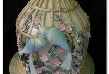 Celebration cake / Cake decorating / by Jo Grattidge