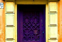Obsessed with DOORS..... / by Carmin Simone