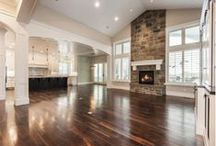 Floors / Flooring ideas for the home! Floors To Ceiling Restoration installs all types of wood, tile, and carpet flooring.