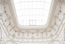 ceiling / by Katarzyna Ciszewska