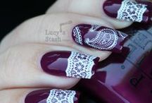 "Beauty Is In The "" Nail "" ! / Beautiful Nails / by Crystal Davis"