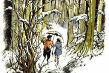 "My Narnia  / ""It isn't Narnia, you know,"" sobbed Lucy. ""It's you. We shan't meet you there. And how can we live, never meeting you?"" ""But you shall meet me, dear one,"" said Aslan. ""Are -are you there too, Sir?"" said Edmund. ""I am,"" said Aslan. ""But there I have another name. You must learn to know me by that name. This was the very reason why you were brought to Narnia, that by knowing me here for a little, you may know me better there."" ― C.S. Lewis, The Voyage of the Dawn Treader"