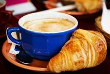 Coffee, Tea & Breakfast / Coffee always comes first..