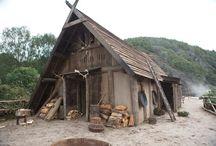 Viking Living History / Viking, Saxon, Rus, and other Dark Age Northern European history / by Kristi Karnehm