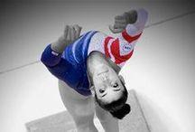 Gymnastics / Ally Raisman, Gabby Douglas, Jordyn Wieber, Kyla Ross, and Mckayla Maroney  #Fierce5 #GoForGold #USA / by Caroline Anne