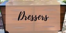 Dressers / Painted and Refinished Inspirational   Dresser collection.
