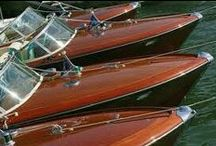 Bateaux Riva / Riva boats