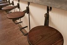 bar stool / by Katarzyna Ciszewska