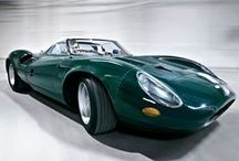 Jaguar / English cars