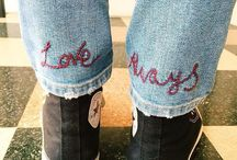 DIY: Kläder. / Remake clothes. Sew clothes. Love clothes.