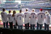 United American at Globe Life Park / UA loves to root for the Rangers from Torchmark Corporation's suite at Globe Life Park