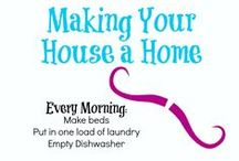 I'm a Clean Machine! / Easy ways to clean