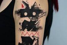 Katarzyna Krutak - Tattoo artist