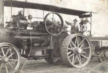 Hungarian Steam Cable Ploughing or related / Hungary steam ploughing engines