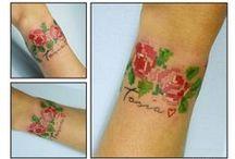 Kinga Ojrzyńska - Tattoo artist