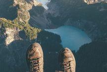 Vildmarken. / Explore.