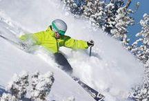 FreerideSki and FreestyleSki / #Ski #neige #saut #freeride #freestyle #mountain